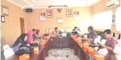 Focus Group Discussion (FGD) Penyusunan Dokumen Rencana Pengembangan Kawasan Science Techno Park (KSTP) Sumatera Selatan
